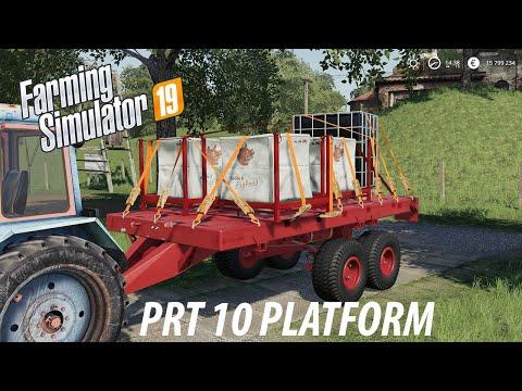 PRT 10 Platform v1.0.0.0
