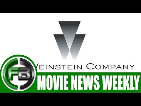 Movie News Weekly: February 25-March 3, 2018: The Weinstein Company, ONCE UPON A TIME IN HOLLYWOOD