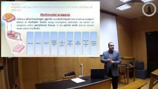 Dr.Eslam Ayman Shawki - Pain management in the ICU