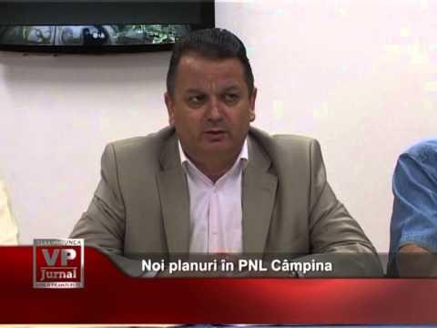 Noi planuri în PNL Câmpina