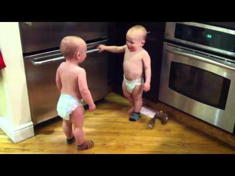 conversazione tra fratelli! - divertentissimo