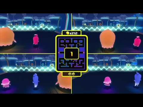 Pac-Man and the Ghostly Adventures - Multiplayer #1