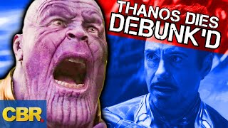 Video Thanos Will Die In Avengers Endgame And Never Come Back | Marvel Theory Debunked MP3, 3GP, MP4, WEBM, AVI, FLV Maret 2019