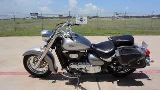 5. For Sale $3,699:  Pre Owned 2006 Suzuki Boulevard C50