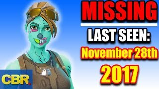 20 Fortnite Skins Missing From The Item Shop For The Longest Time