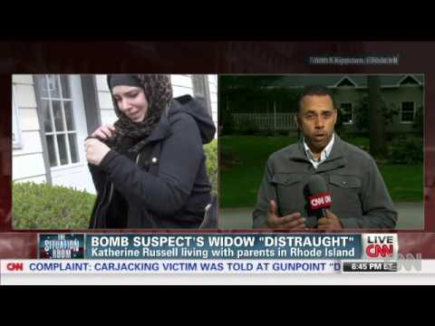 Boston Bombing Suspect's Wife very Distraught Lawyer Says
