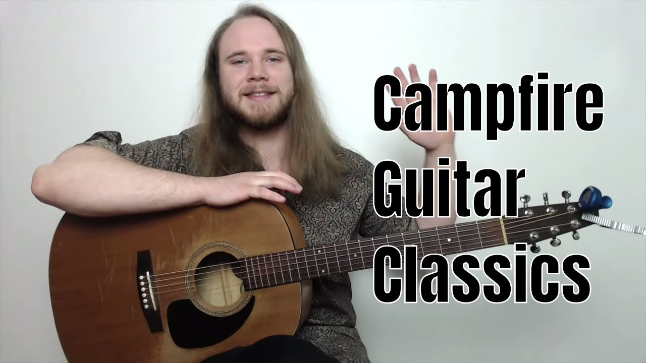 3 Campfire Guitar Songs For Beginners