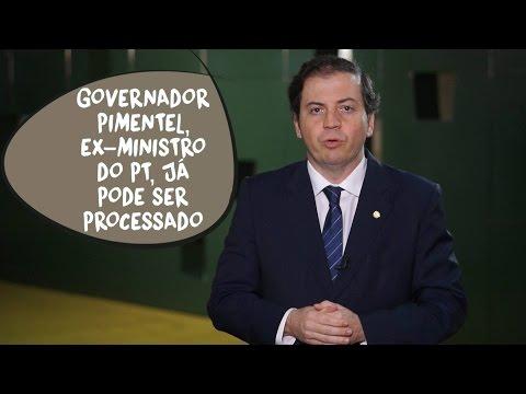 Rodrigo de Castro: processo de Pimentel por corrupção