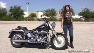 7. Used 2004 Harley Davidson Fat Boy Motorcycles for sale