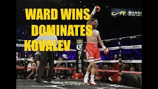 Andre Ward Defeats Kovalev #boxingnewshttp://www.spatemag.comhttp://www.spatetv.comhttp://www.spateradio.comhttp://www.spatepost.com#wardkovalev #spatemagazine #spatetv #spateradio #boxing #mma #fighting