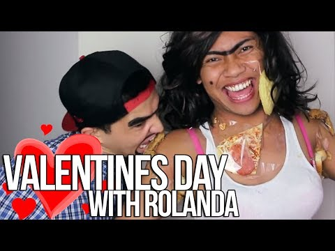 valentine - Rolanda teaches you how to be a sexy beast for your Valentine! Music: US -