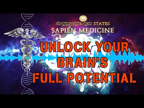 PERMANENT BRAIN ENHANCEMENT : Become Smarter, Increase Memory, and Sharp Focus (Morphic Frequency)