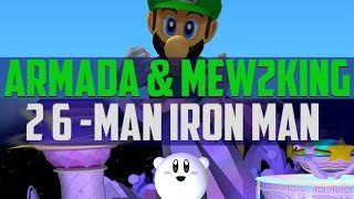 Video Armada vs Mew2King - Full Roster IRON MAN MP3, 3GP, MP4, WEBM, AVI, FLV November 2017