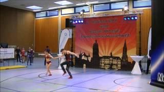 Chiara Pütz & Christopher Pütz - Landesmeisterschaft Rheinland-Pfalz und Saarland 2015