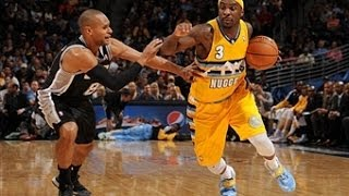 Top 10 NBA Crossovers: March 2014