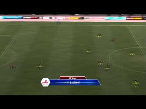 Video: 85 Yard Goal! Longest FIFA goal ever?