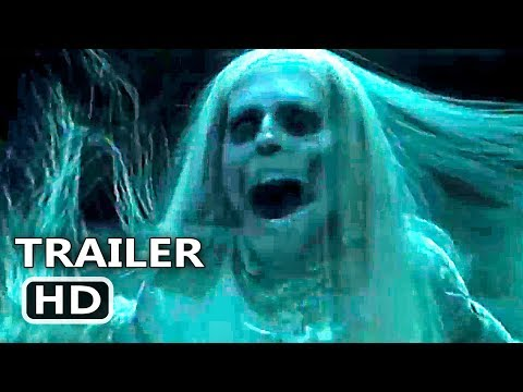 SCARY STORIES TO TELL IN THE DARK Official Trailer (NEW, 2019) Guillermo Del Toro, Horror Movie HD - Thời lượng: 112 giây.