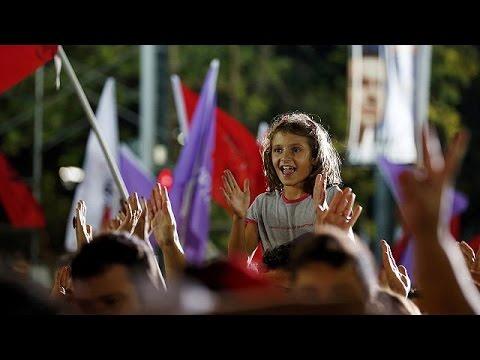 Ελλάδα: Αντίστροφη μέτρηση για τις κάλπες