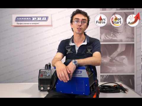 AuroraPRO INTER 160 и INTER 200 — инверторные сварочные аппараты