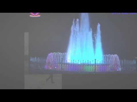Thiết kế thi công Đài phun nước Quảng trường Bắc Sơn - Lạng Sơn