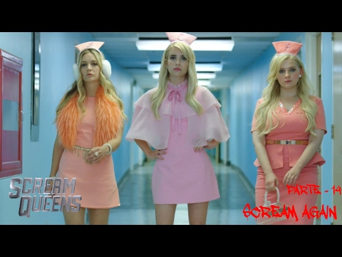 Scream Queens - Capitulo 1 Temporada 2 - Parte 14
