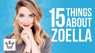 Video 15 Things You Didn't Know About Zoella MP3, 3GP, MP4, WEBM, AVI, FLV April 2018