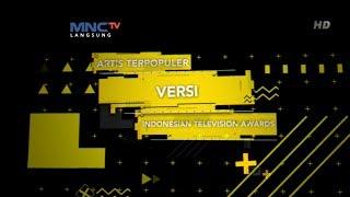 """Download Video Pemenang Nominasi """" Artis Terpopuler Versi Television Awards Indonesia """" MP3 3GP MP4"""