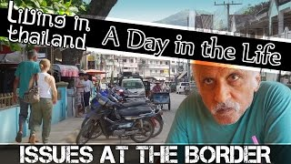 Nonton Issues At The Border   Living In Thailand Vlog   Aditl Ep63  Film Subtitle Indonesia Streaming Movie Download