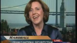 Hitchens and Walsh Argue About Hillary Clinton on Hardball