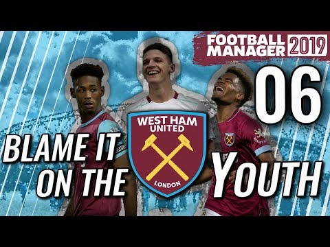 FM19 West Ham Ep 6 - FIRST DERBY!!! Tottenham & Man Utd - Football Manager 2019 Let's Play