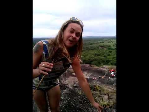 pedra do Claranã em Bodocó-Pernambuco-Brasil