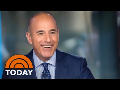 NBCUniversal Releases Findings From Investigation Into Matt Lauer Sexual Misconduct | TODAY