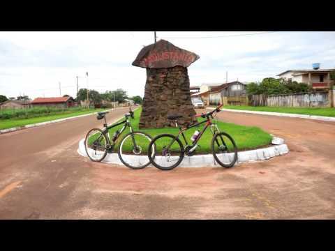 Pedal de Natal 2015 - Alto Piquiri - Paulistânia - Quedas do Paiquere
