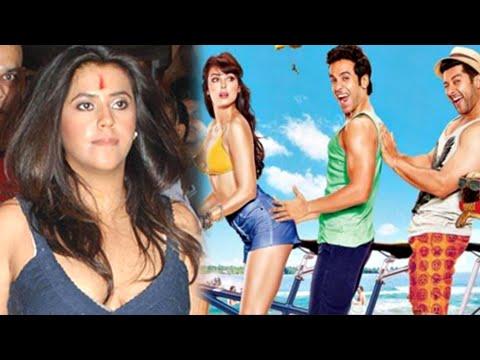 Ekta Kapoor Objectifies MEN In Her 'Kya Kool Hain