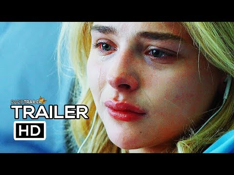 BRAIN ON FIRE Official Trailer (2018) Chloë Grace Moretz Netflix Movie HD