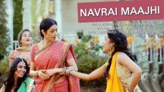 Sing along to the tunes of Navrai Maajhi from English Vinglish sung by Sunidhi Chauhan, Swanand Kirkire, Neelambari Kirkire...