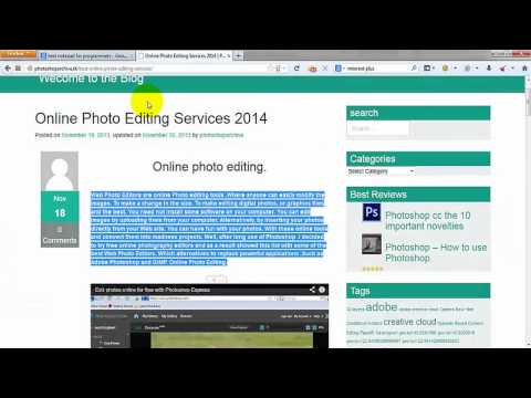 How to Write Great Blog Content | WordPress tutorial for best qality content