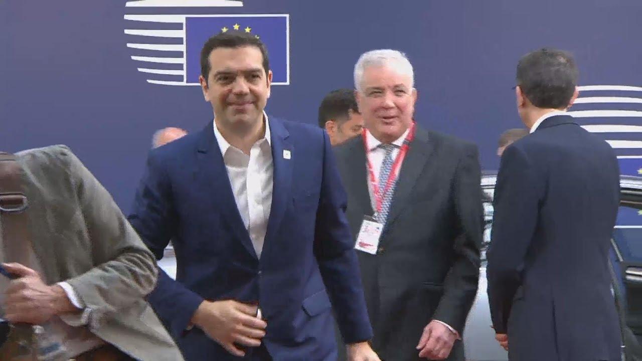 Στις Βρυξέλλες ο Αλ. Τσίπρας για την ειδική σύνοδο του Ευρωπαϊκού Συμβουλίου για το Brexit