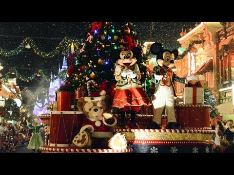 Merry - Mickey's Very Merry Christmas Party at the Magic Kingdom has kicked off for the 2013 season! This is our video of the Mickey's Once Upon a Christmastime Para...