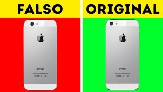 Cómo saber si un smartphone es falso u original