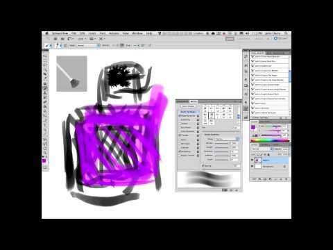Adobe Photoshop CS5: All New Painting Tools