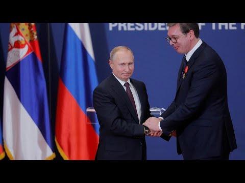 Σέρβια: Σάλος με ρωσική εμπλοκή σε υπόθεση κατασκοπείας…