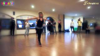 JESSICA HERNANDEZ LADY STYLE WORKSHOP DEMO #2 | 8.VIVAFEST