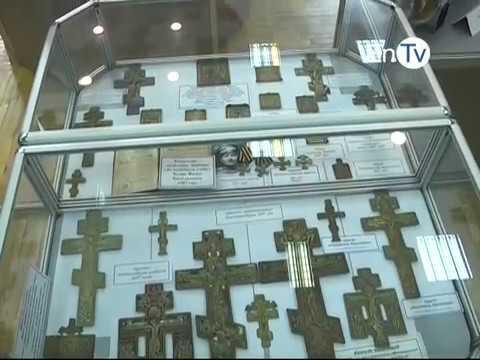В Энергодаре прошла уникальная выставка православных крестов, посвященная 1030-летию крещения Руси