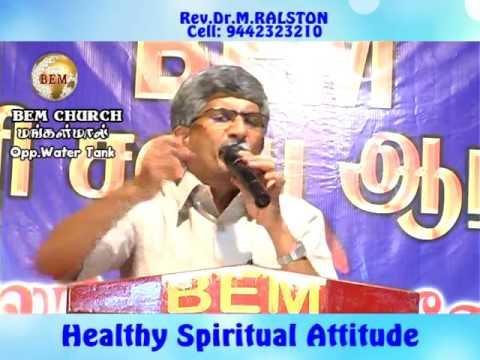 Healthy Spiritual Attitude part 2