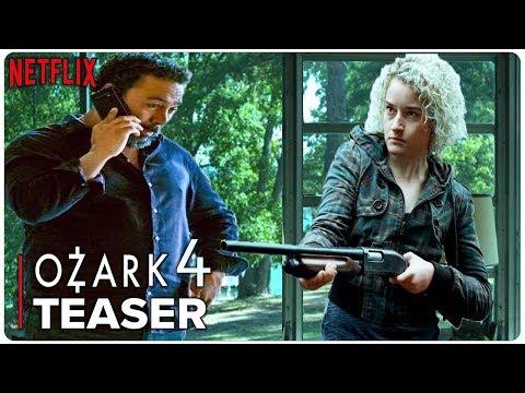 OZARK Season 4 Teaser (2020) With Sofia Hublitz & Jason Bateman