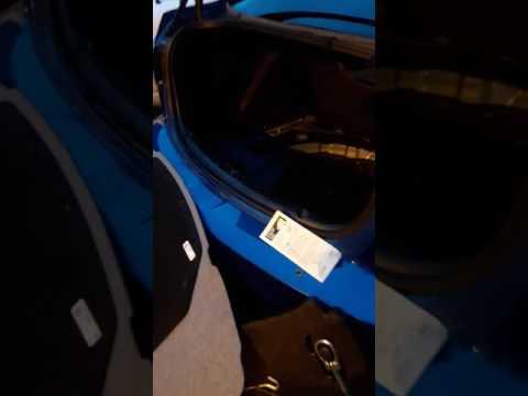 Mazda 3 wet rear passenger floor root cause