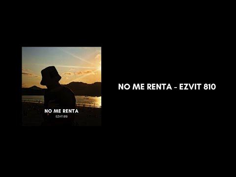 EZVIT 810 - No Me Renta