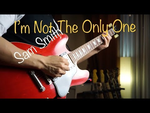 Sam Smith – I'm Not The Only One – Electric guitar cover by Vinai T