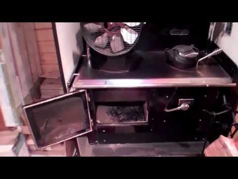 Installing A Cookstove Safely In Tight Quarters